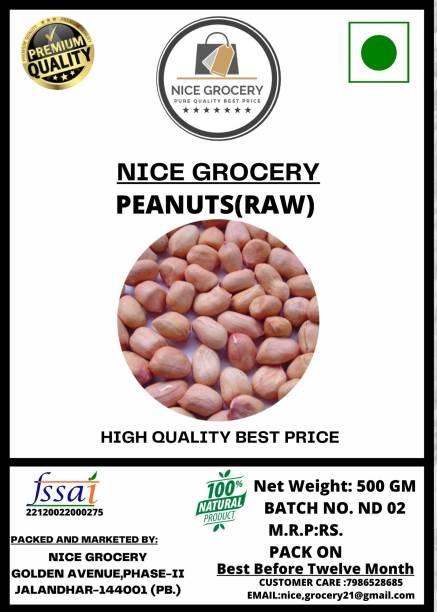 NICE GROCERY Peanut (Whole)