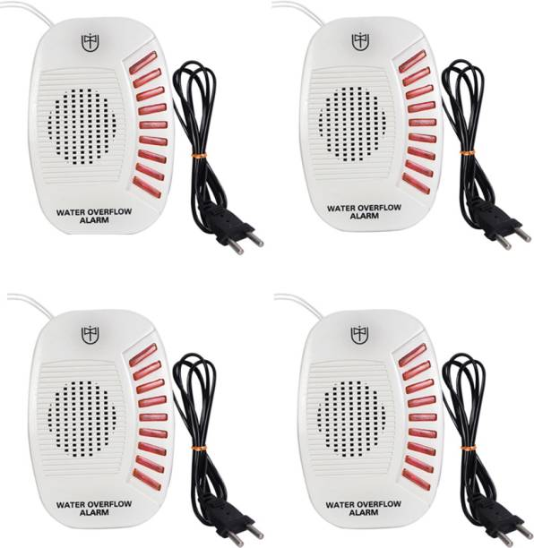 Tool Point Electric Water Tank Overflow Alarm, Pack of 4 Wired Sensor Security System