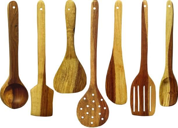 SRE Wooden Spatula