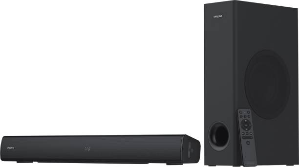 CREATIVE Stage V2 Clear Dialog and Surround by Sound Blaster 160 W Bluetooth Soundbar