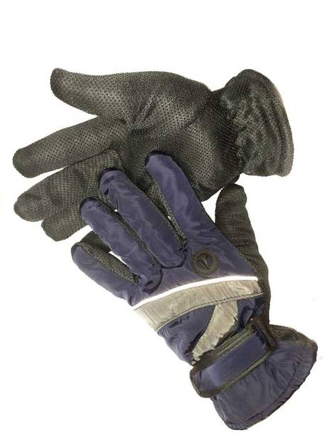 KradFit RIDING GLOVES ULTRA WARM RIDING GLOVES FOR WINTER, Biker, Sport. Riding Gloves Cycling Gloves