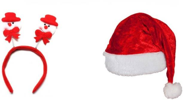 S K Bright hb Topper Ornaments Pack of 2