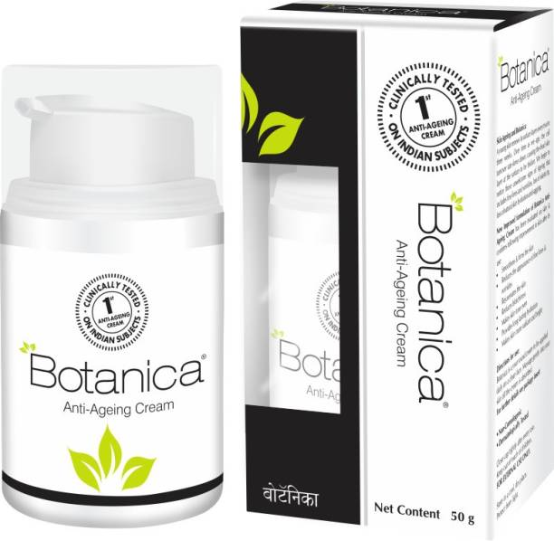 Botanica Anti Ageing Cream 50 gm pump