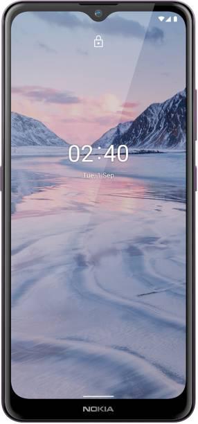 Nokia 2.4 (Dusk Purple, 64 GB)