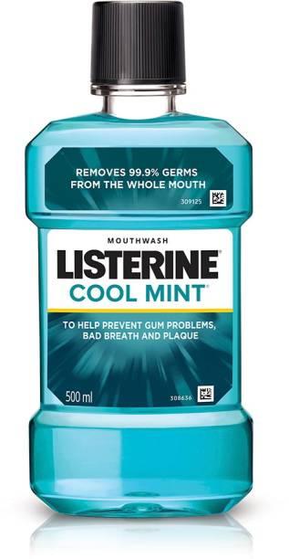 LISTERINE Mouthwash - Coolmint