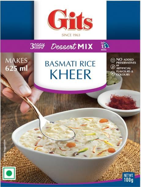 Gits Basmati Rice Kheer Dessert Mix 100 g