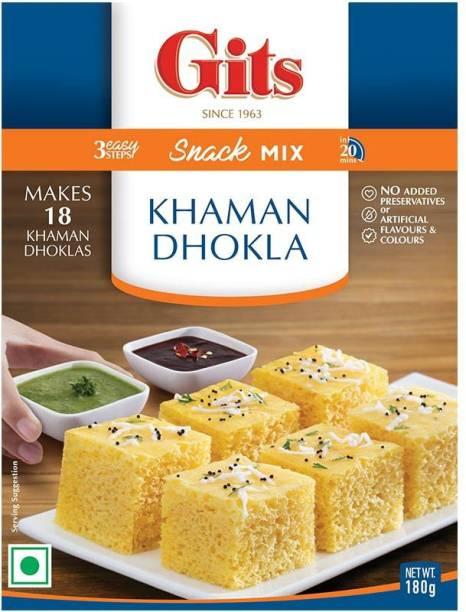 Gits Khaman Dhokla Snack Mix 180 g