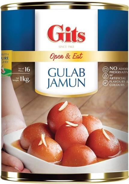 Gits Gulab Jamun Tin