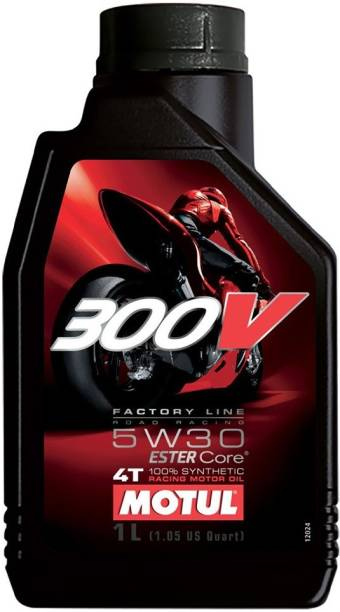 MOTUL 300V Synthetic Blend Engine Oil
