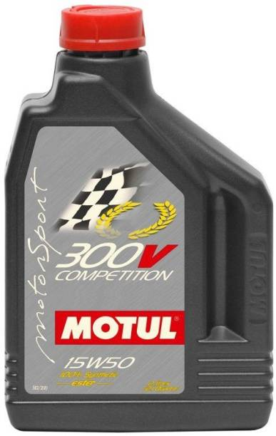 MOTUL 300V Competition Synthetic Blend Engine Oil