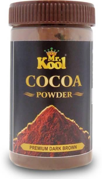 Mr.Kool Dark Brown Premium Cocoa Powder 100 gm Cocoa Powder