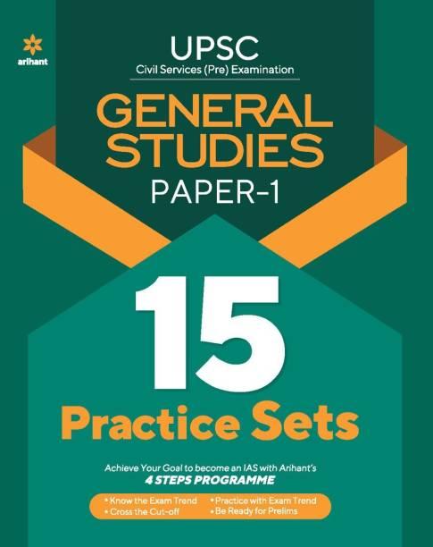 Upsc 15 Practice Sets General Studies Paper 1 2021