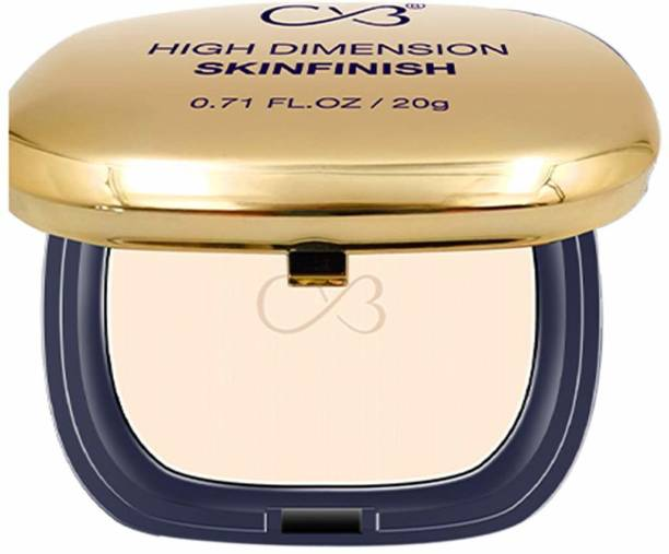 CVB C72-02 High Dimension SkinFinish Liquid Powder Highlighter for Luminous and Well-Defined Finish, Weightless Long Lasting Stay Face Makeup Compact