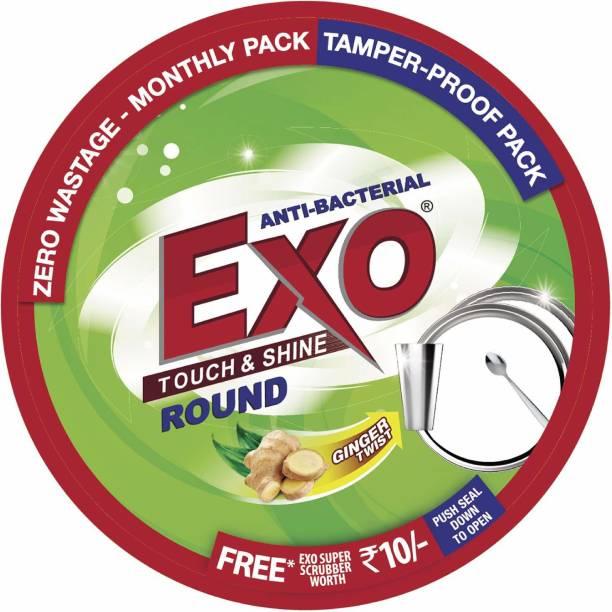 Exo Round Dish Wash Bar, 500g Box Dishwash Bar