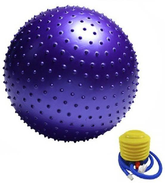 Giffy 75 cm Spiked Anti-Burst Fitness Exercise Stability Yoga Balance Gym Ball