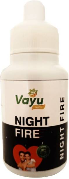 Vayu Nature Vayu Nuter Night Fire For mens Lubricant (60 ml) Lubricant