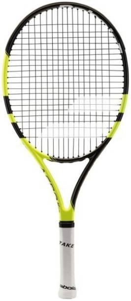 BABOLAT AERO JUNIOR 25 Black Strung Tennis Racquet