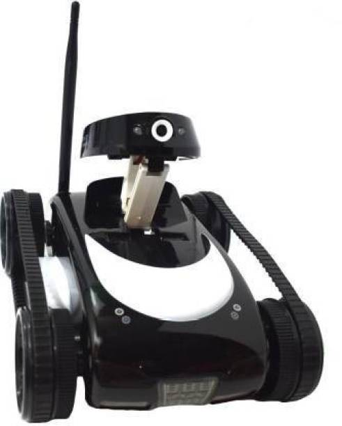 TRYTOCART Mobile App Controlled I-Spy Tank With HD Camera Recording still photo