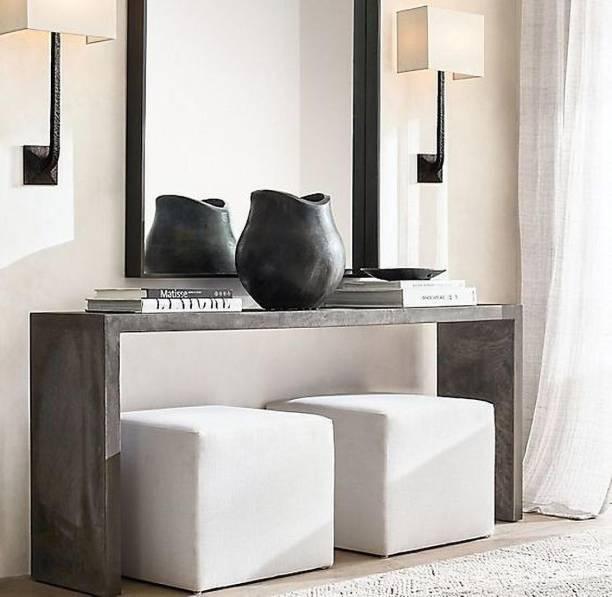 Area Apus Engineered Wood Console Table
