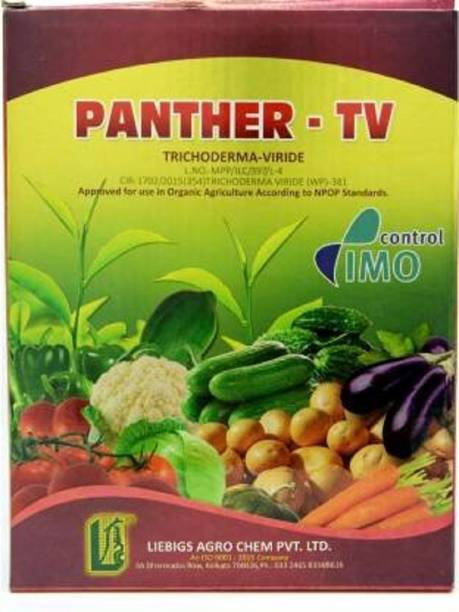 MyOwnGarden Liebigs Agro chem Panthar - TV (Trichoderma Viride : Bio Pesticide) Manure Fertilizer