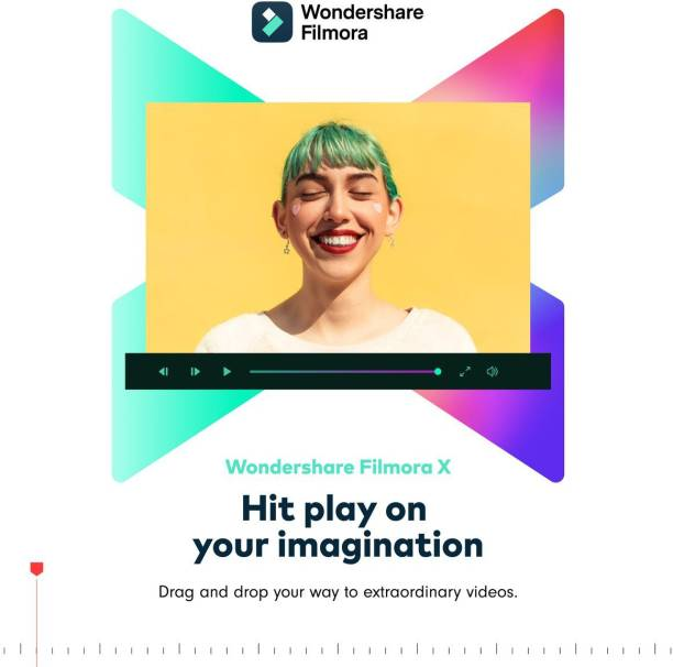 Wondershare Filmora X   Best Video Editor   Lifetime License with Updates   (Email Delivery)