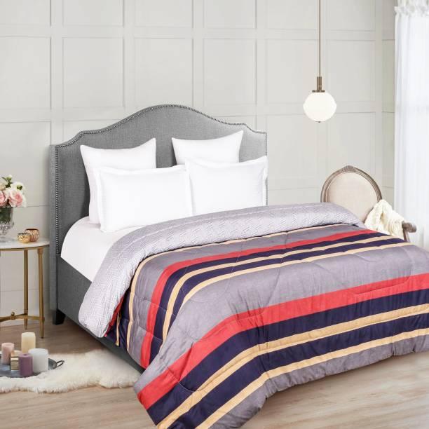 Signature Striped Double Comforter