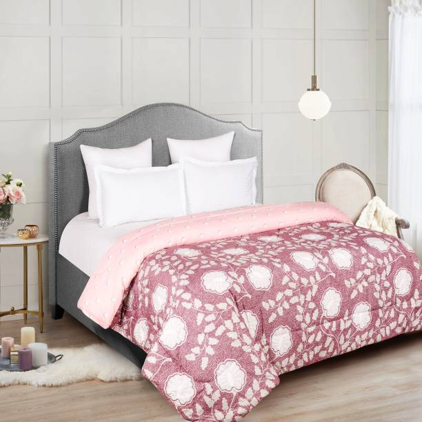 Signature Floral Double Comforter