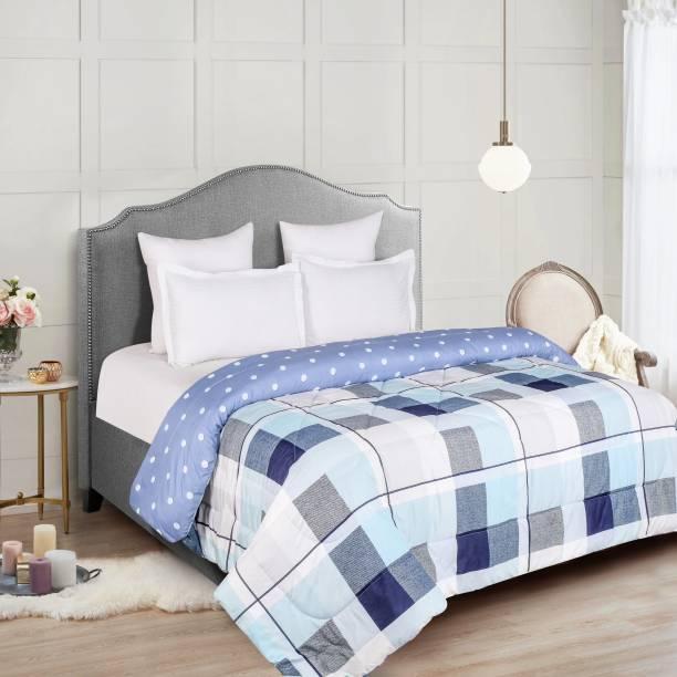 Signature Checkered Double Comforter
