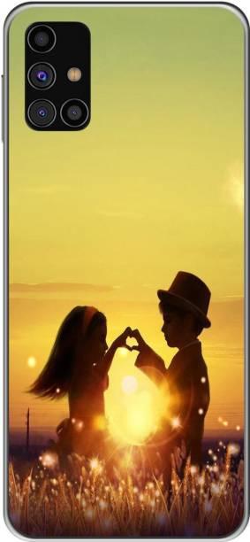 Khadoliya Back Cover for Samsung Galaxy M31s