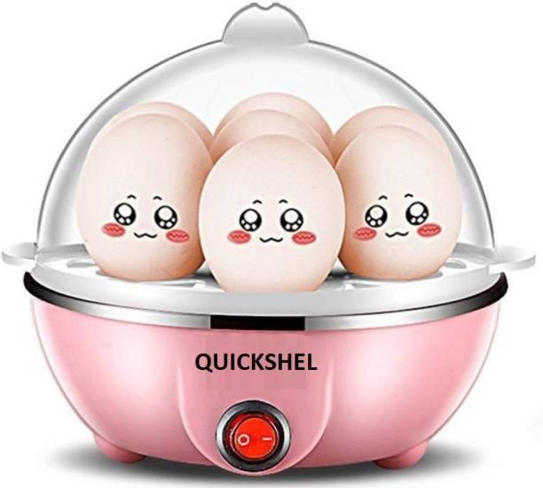 Quick Shel 7 Egg Boiler Steamer Heavy Cooker/ Egg Boiler Machine Egg Boiler_7 Egg Cooker Egg Cooker