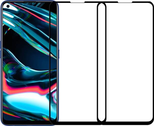 Karpine Edge To Edge Tempered Glass for Realme 7 Pro