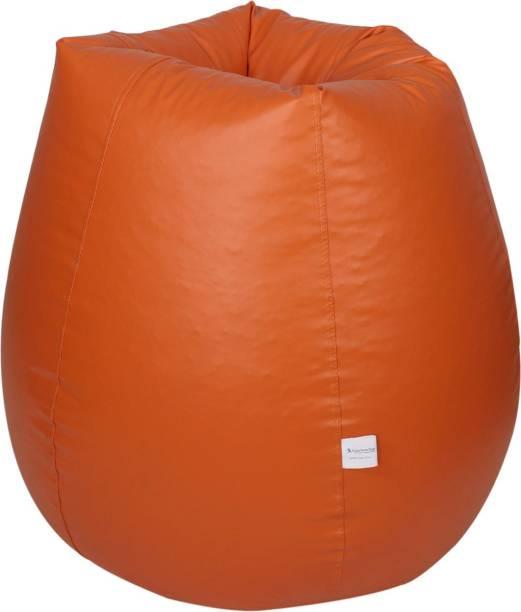 sattva XXXL Classic Teardrop Bean Bag  With Bean Filling