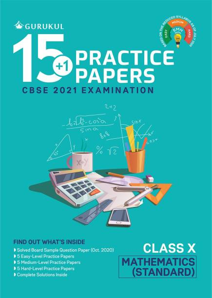 15+1 Practice Papers - Mathematics (Standard): CBSE Class 10 for 2021 Examination