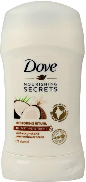 DOVE NOURISHING SECRETS RESTORING RITUAL Deodorant Stick  -  For Women