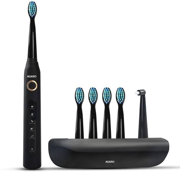 AGARO Cosmic Plus Sonic 33438 Electric Toothbrush