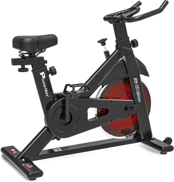 Powermax Fitness BS-151 Home Use Group Bike/Spin Bike Spinner Exercise Bike