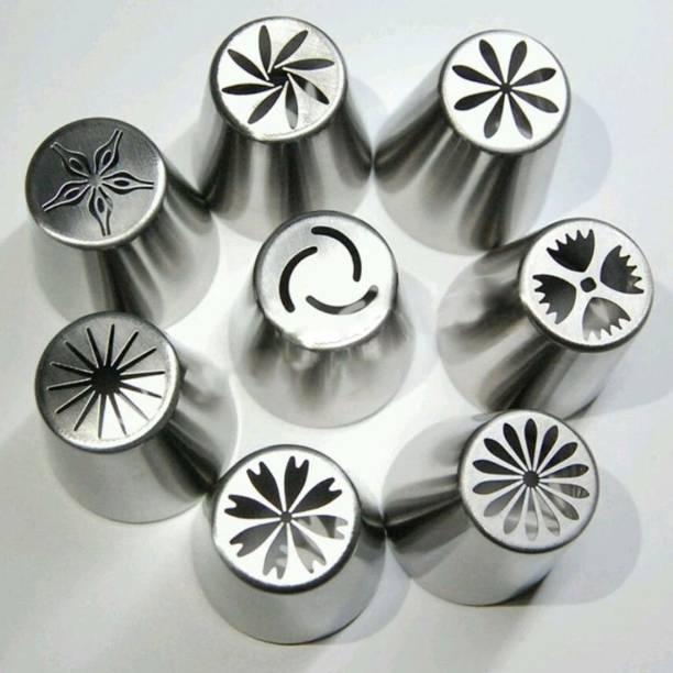 Vinayakart VT1551044 Steel Multi-opening Icing Nozzle
