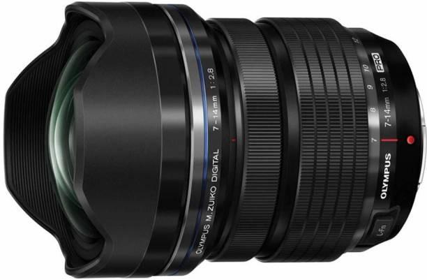 OLYMPUS M.Zuiko Digital ED 7-14 mm  Lens