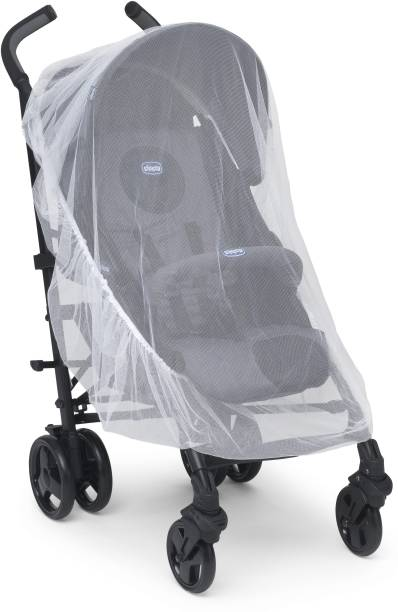 chicco Polyester Infants Mosquito Net for Stroller Mosquito Net