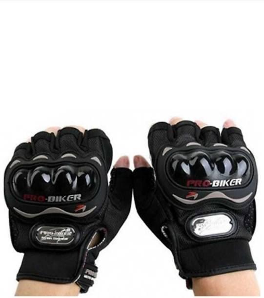 allegiance biker driving half cut gloves Riding Gloves