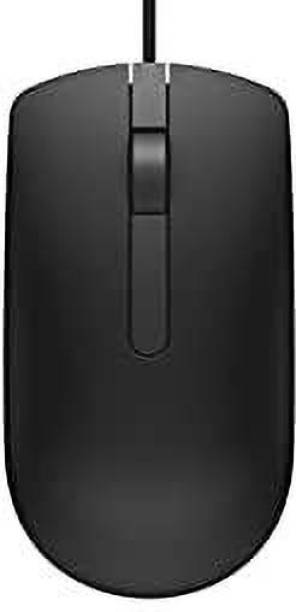 DELL MS-116 BLK5 Wired Optical Mouse
