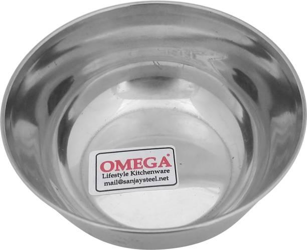 Omega 22g1 Stainless Steel Serving Bowl