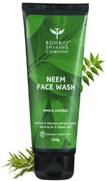 BOMBAY SHAVING COMPANY Neem & Tea Tree Oil  Face Wash