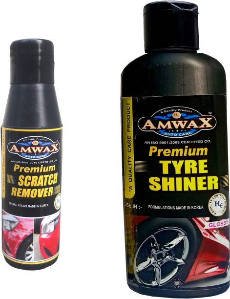 amwax T250SC50001 300 ml Wheel Tire Cleaner