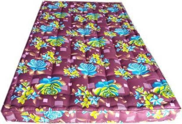 NIVEDHA MATTRESS mattress organic Kapok silk cotton mattress 6 inch King Fiber Mattress
