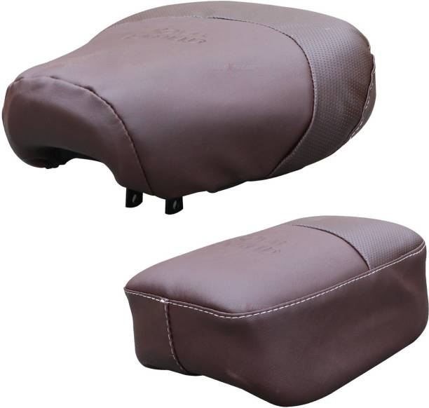 AllExtreme EXECSBR Split Bike Seat Cover For Royal Enfield Classic 350, Classic 500