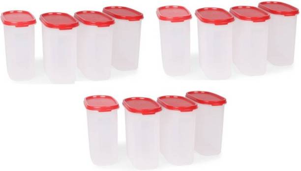 TUPPERWARE oval #3 - 1700 ml Polypropylene Grocery Container  - 1700 ml Plastic Grocery Container