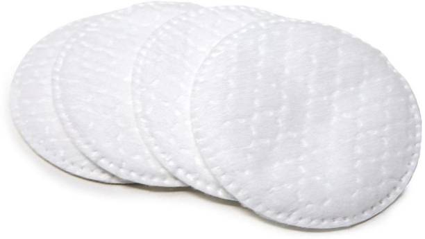 NUVO MEDSURG Cotton Round Pad for Face Makeup Remover Pads - (80 pcs)