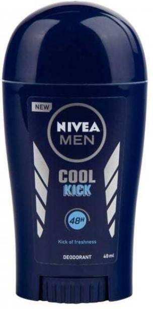 NIVEA Men Cool Kick Deodorant Stick Deodorant Stick  -  For Men