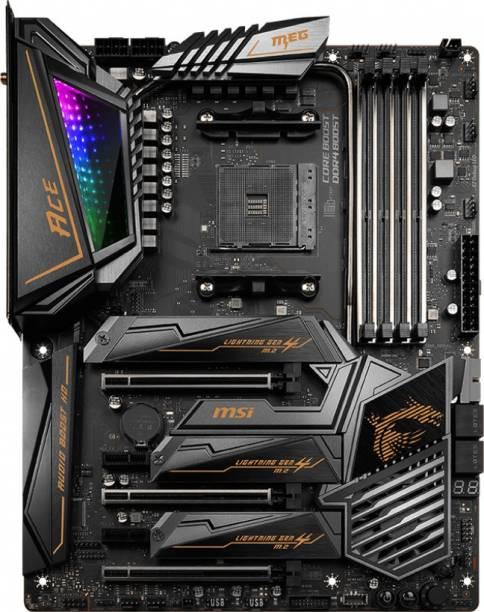 MSI MEG X570 ACE ATX AM4 Gaming Motherboard